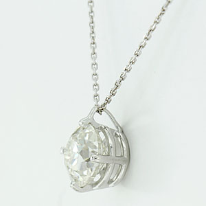 Joseph schubach jewelers hidden bale pendant round side mozeypictures Gallery