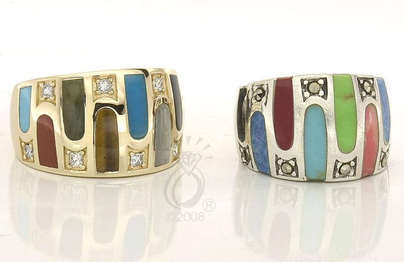 Custom-inlay-ring-size