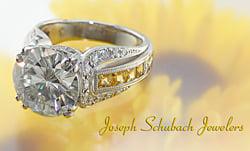 Moissanite-joseph-schubach-jewelers